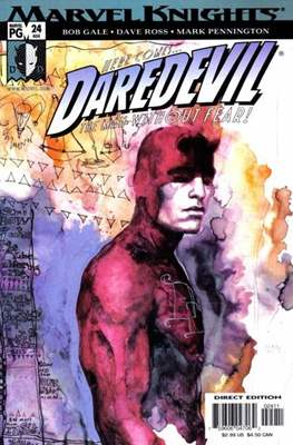 Daredevil Vol. 2 (1998-2011) (Comic-Book) #24 (404)