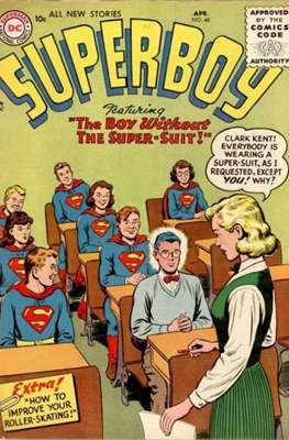 Superboy Vol.1 / Superboy and the Legion of Super-Heroes (Comic Book) #48