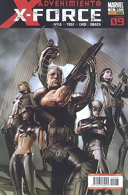 X-Force Vol. 3 (2008-2011) (Grapa, 24-48 pp) #28