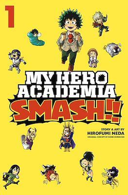 My Hero Academia: Smash!! (Softcover) #1