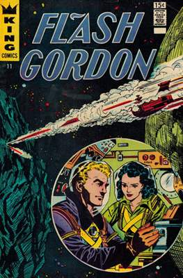 Flash Gordon (Comic-book) #11