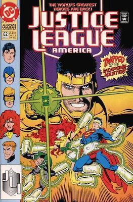 Justice League / Justice League International / Justice League America (1987-1996) (Comic-Book) #62