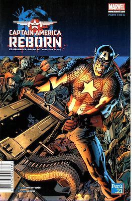 Captain America: Reborn (Grapas) #3