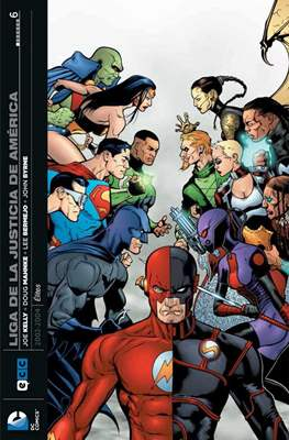 Liga de la Justicia de América: Elites. Línea Essentials (Rústica 128 pp) #6