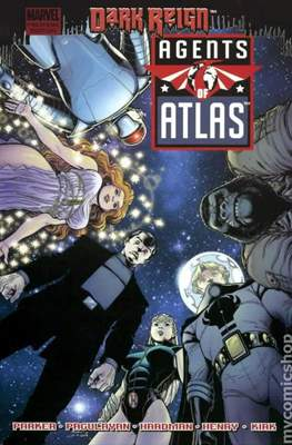 Agents of Atlas: Dark Reign