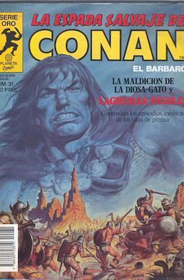 La Espada Salvaje de Conan. Vol 1 (1982-1996) #31