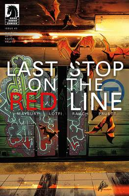 Last Stop on the Red Line (Comic Book) #3