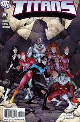 Titans Vol. 2 (2008-2011) #6