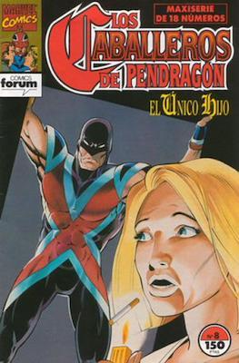 Los Caballeros de Pendragón (1992-1993) (Grapa. 17x26. 24 páginas. Color.) #8