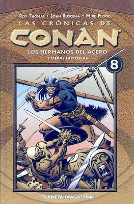 Las Crónicas de Conan (Cartoné 240 pp) #8