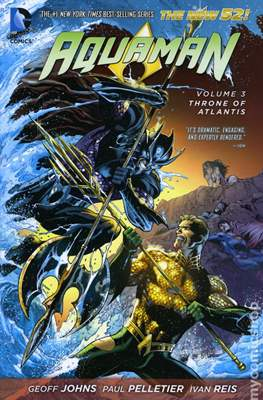 Aquaman Vol. 5 (2013-2017) #3