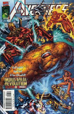 The Avengers Vol. 2 Heroes Reborn (1996-1997) (Comic Book) #6