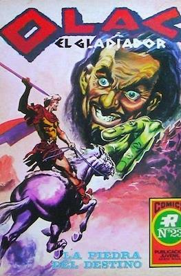 Historias Gáficas para Jóvenes (Serie Roja B) (Grapa. 1973) #23