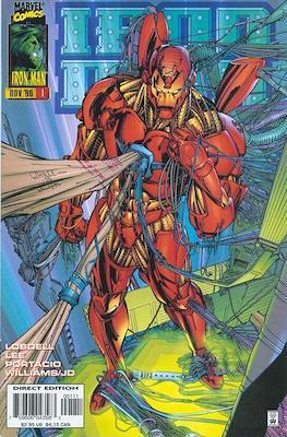 Heroes Reborn: Iron Man Vol. 2 #1