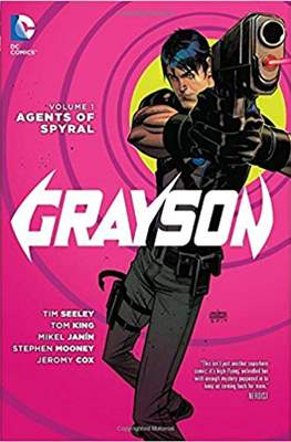 Grayson - Agents of Spyral