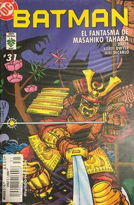 Batman (2002-2003) (Grapa) #31