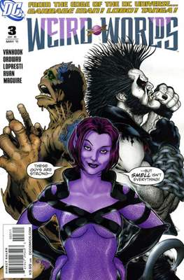 Weird Worlds (2011) (Comic Book) #3