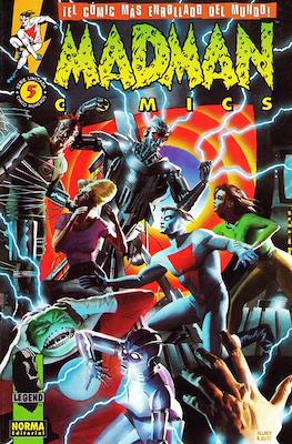 Madman Comics (Rústica) #5
