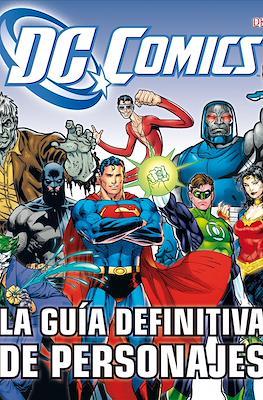 La Guía Definitiva de Personajes de DC Cómics