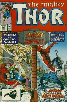 Journey into Mystery / Thor Vol 1 (Comic Book) #393