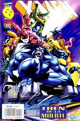 X-Men Vol. 2 / Nuevos X-Men (1996-2004) (Grapa 24 pp) #10