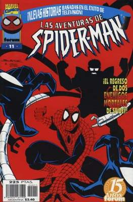 Las aventuras de Spiderman (Grapa 24 pp) #11
