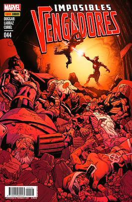 Imposibles Vengadores (2013-2018) (Grapa) #44