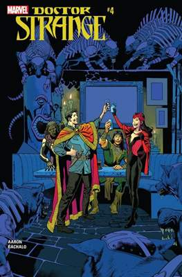 Doctor Strange Vol. 4 (2015-2018) #4