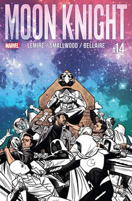 Moon Knight Vol. 8 (2016-2017) (Comic Book) #14