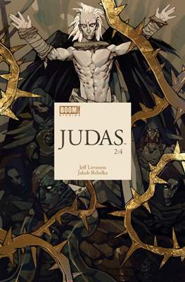 Judas (Comic-book) #2