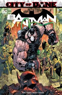 Batman Vol. 3 (2016-) (Comic-book) #75