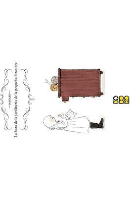 La hora de la jardinería de la pequeña forastera (Cartoné 32 pp) #