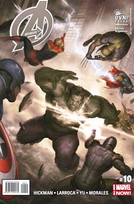 Avengers: Marvel Now! (Rústica) #10