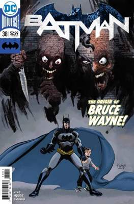 Batman Vol. 3 (2016-) (Comic Book) #38