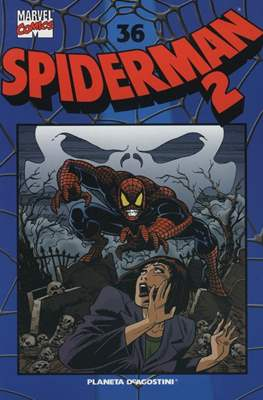 Coleccionable Spiderman Vol. 2 (2004) (Rústica, 80 pp) #36