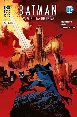 Batman: las aventuras continúan #4