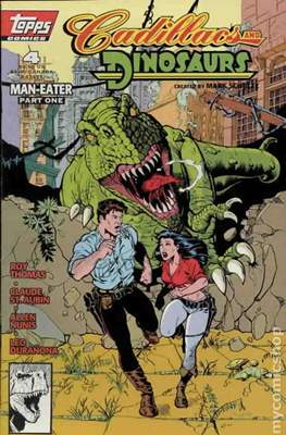 Cadillacs and Dinosaurs #4
