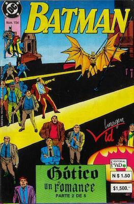 Batman Vol. 1 (Grapa. 1987-2002) #154