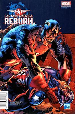 Captain America: Reborn (Grapas) #5