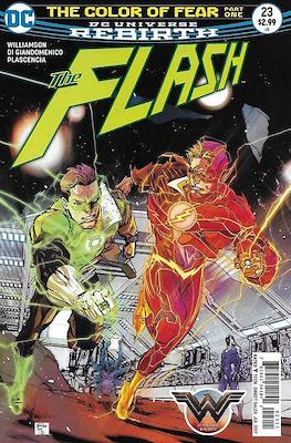 The Flash Vol. 5 (2016-2020) (Comic Book) #23