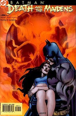 Batman: Death and the Maidens (Cómic grapa) #9