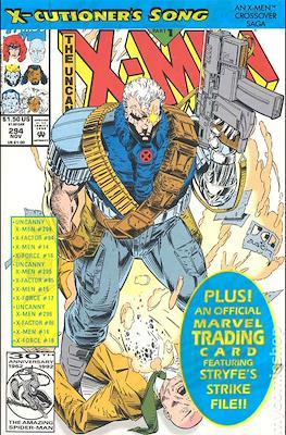 The Uncanny X-Men (1963-2011 Variant Cover)