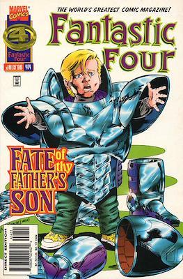 Fantastic Four Vol. 1 (1961-1996) (saddle-stitched) #414