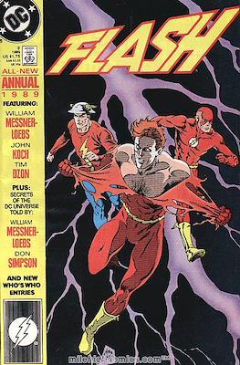 The Flash Annual Vol. 2 #3