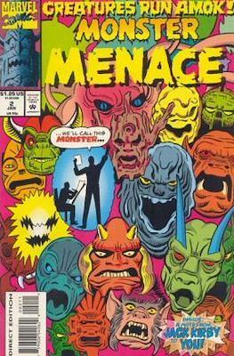 Monster Menace (grapa) #2