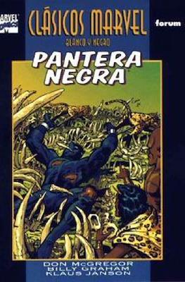 Clásicos Marvel Blanco y Negro (1997-2002) (Rústica. B/N.) #7