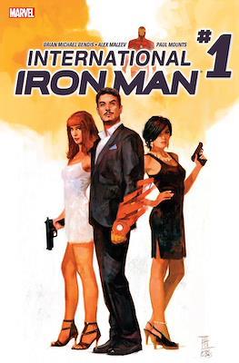 International Iron Man (Comic Book) #1