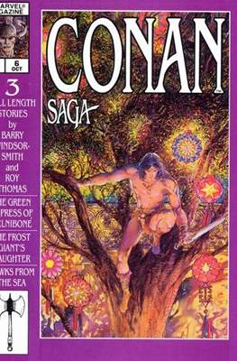 Conan Saga (Comic-book) #6