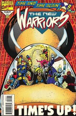 The New Warriors (Comic-Book) #50