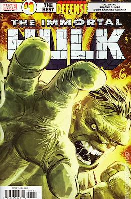 The Immortal Hulk: The Best Defense